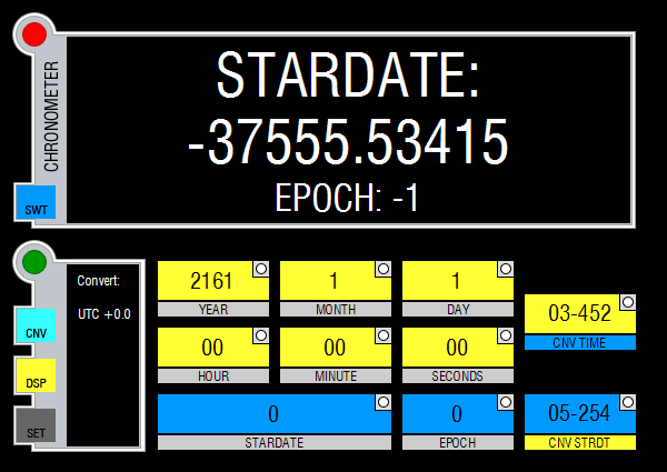 Stardate <-> Earth time conversion tool in ENT theme