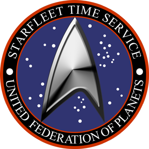Star Trek Chronometer Logo
